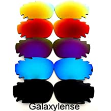 Galaxy Lentes De Repuesto Para Oakley Racing Jacket Polarizados 5 Pares,
