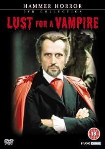 Lust For A Vampire [DVD]