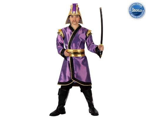 Ranger Kostüme Ninja Power (Japanische Kämpfer Samurai)