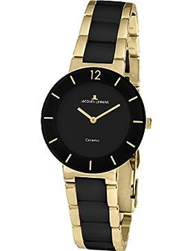 Jacques Lemans Damen-Armbanduhr 42-3E