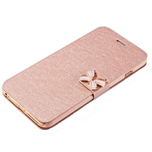 iPhone 6/6s Case, Culater® Luxury Flip PU Leather Slim Wallet Card Magnetic Case Cover For iPhone 6/6s4.7inch image