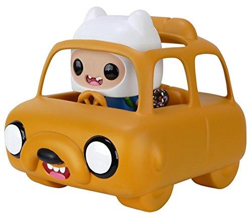 Funko 6979 - Adventure Time, Pop Vinyl Figure 14 Jake Car and Finn