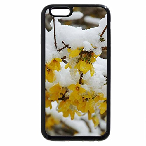 iPhone 6S / iPhone 6 Case (Black) Spring Little candles