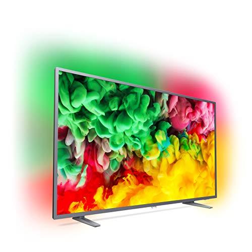 Philips Philips 6700 series Téléviseur SmartTV ultra-plat 4KUHD LED 50PUS6703/12