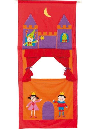 Latitude 330560 - Teatro de marionetas