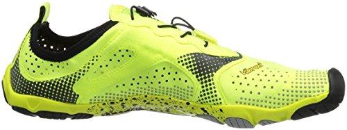 Vibram Five Fingers V-Run, Chaussures de Running Compétition Homme Jaune (Yellow)
