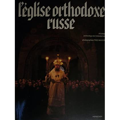 L'église orthodoxe russe