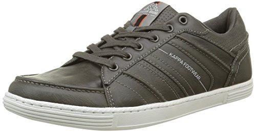 kappa-boomer-baskets-basses-homme-gris-dk-grey-burnt-ochre-vap-grey-46-eu