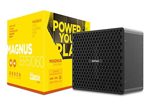 ZOTAC ZBOX MAGNUS ER51060 mini-PC Barebone (AMD Ryzen 5 1400 quad-core, GeForce GTX 1060)