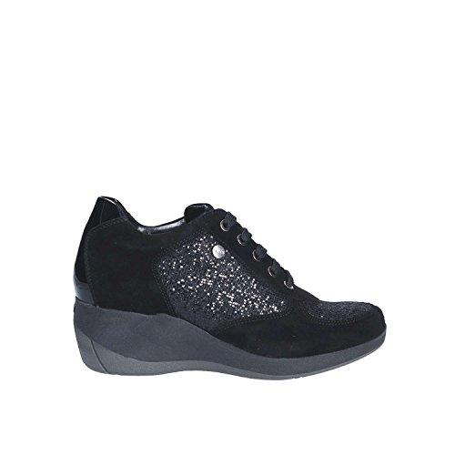 Keys 7035 Sneakers Donna Nero