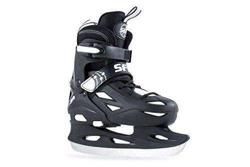 sfr-eclipse-adjustable-junior-kids-ice-skates-black-white-12-2j