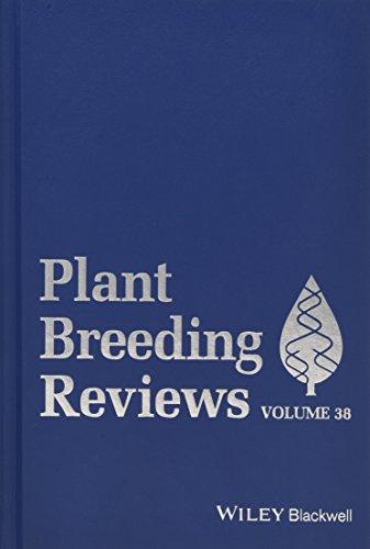 Plant Breeding Reviews: 38