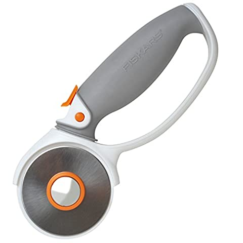 Fiskars 60 mm titanium Rotary Cutter looped handle