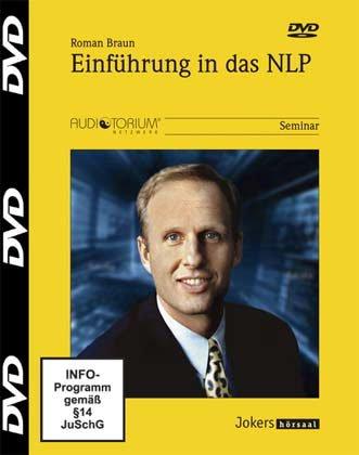 Preisvergleich Produktbild Roman Braun: Einführung in das NLP - 6 DVDs – JOK1106D