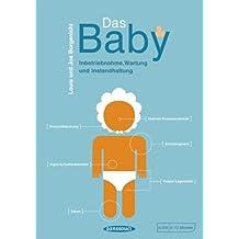 Das Baby. Inbetriebnahme, Wartung und Instandhaltung.