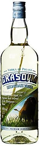 Grasovka Vodka aus Polen (1 x 1