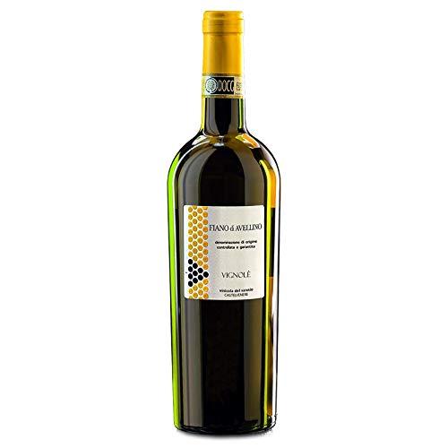 Vino Fiano di Avellino D.O.C.G. VIGNOLÈ bianco - Vinicola del Sannio