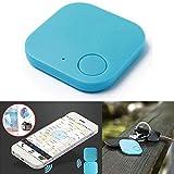 Mini Tracker TAOtTAO Auto Motor GPS Tracker Kinder Haustiere Brieftasche Schlüssel Alarm Locator Echtzeit Finder Gerät (A, Tracker)