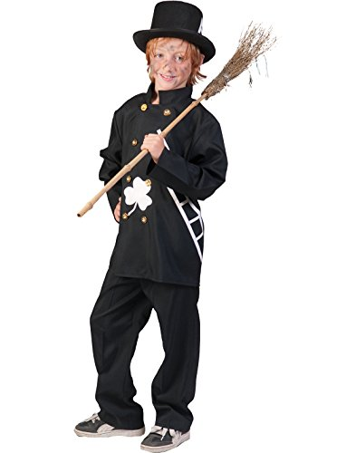 Pierro´s Kostüm Schornsteinfeger Kind Größe 128