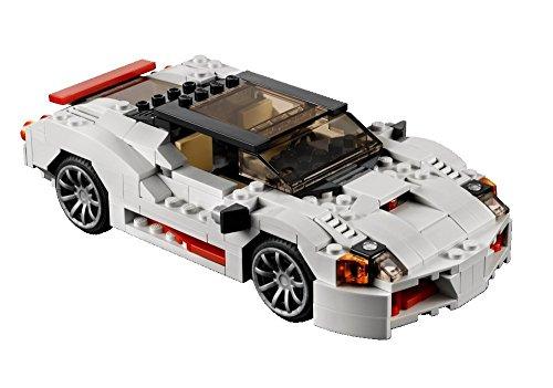 LEGO Creator 31006 - Bolide Da Strada