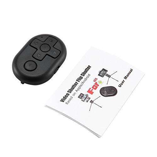 Libertroy Control Remoto multifunción para Software de Video pequeño Video Artifact - Negro