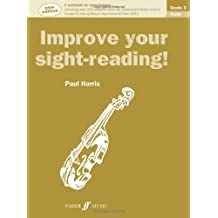 Improve Your Sight-Reading! Violin Grade 3 (New Edition