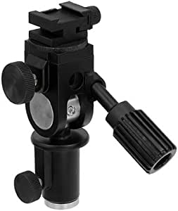Fotodiox Ultra Heavy Duty Flash Umbrella Bracket With Swivel Tilt Head Mountable To Light Stand And