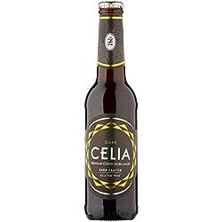 Cerveza Celia oscuro Sin Gluten Lager 330 ml
