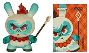 "Argyle Warrior by Scott Tolleson ~3"" Figure: Dunny 2013 Side Show Series [14]"