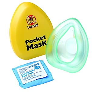 Laerdal Pocket Mask with Valve and Filter