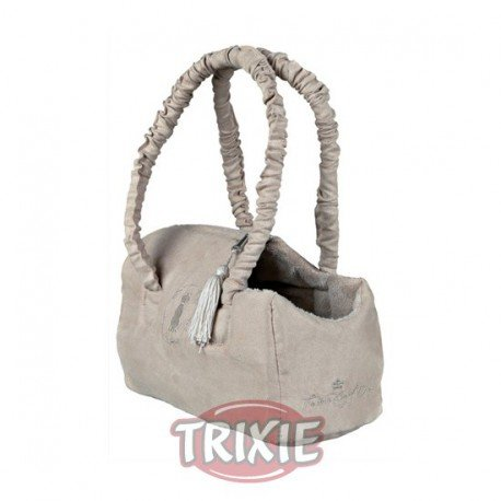 Bolso para perros King of Dogs Beige Pequeño TRIXIE