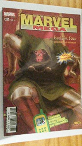 MARVEL MEGA N° 30 le livre de fatalis (dec 2006)