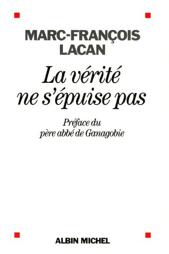 Verite Ne S'Epuise Pas (La) (Spiritualites Grand Format)