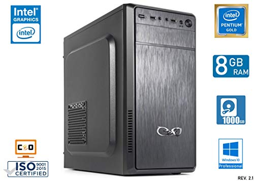 - CEO Alpha V7 - Ordenador Sombremesa Intel G5400