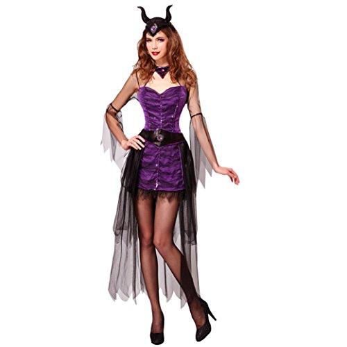 senenkostüm Malefizia, S (Teufels Königin Kostüme)