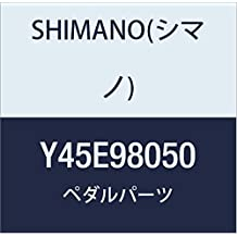 Shimano Dcho.PD-M540 Ejes, Plata, Talla Única