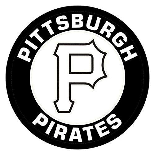 Celycasy Pittsburgh Piraten Vinyl-Autoaufkleber Yeti Aufkleber Tumbler Aufkleber Laptop Aufkleber Fenster Aufkleber