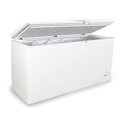 Capital Midas 550 Chest Freezer | A+ Rated | 3 Year Warranty | Large Chest Freezer