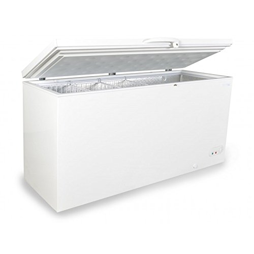 41QZOi7ChEL. SS500  - Capital Midas 550 Chest Freezer | A+ Rated | 3 Year Warranty | Large Chest Freezer