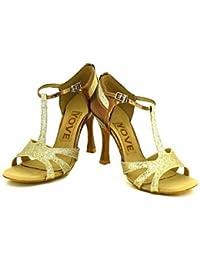 Mujer Mujer Baile Zapatos Mujer Baile Latino Amazon Latino Baile Amazon Zapatos Latino Zapatos qOaw4PA5