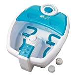 Hot Spa 61360 Ultimate Foot Bath, White/Aqua by Hot Spa