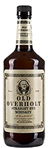 A. Overholt Old Rye Whisky 100 cl from Overholt
