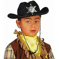 Amazon.es  sombrero vaquero niño - Disfraces   Disfraces y ... 0734ca8b68f
