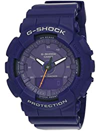 Casio G-Shock S-Series Analog-Digital Blue Dial Women's Watch - GMA-S130VC-2ADR (G814)