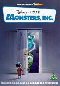 Monsters, Inc. --Widescreen Two Disc Collector's Edition [DVD] [2002]