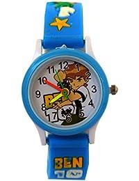 VITREND (R-TM) Ben-10 Round Dial-01 Watch - For Boys & Girls
