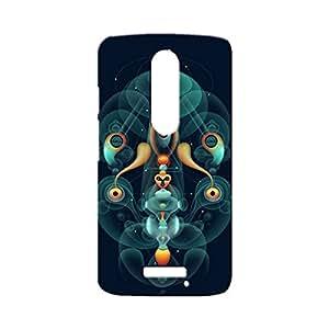 G-STAR Designer Printed Back case cover for Motorola Moto X3 (3rd Generation) - G0269