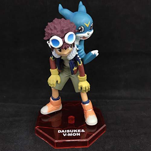 gurine digitales Baby Spielzeug Modell Anime Charakter Geschenk/Collectibles/der palast Daisuke/v Tier 11cm ()