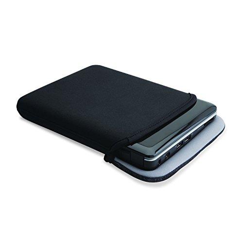 Kensington Minibook Reversible Sleeve, Tragetasche für Netbooks bis 25,4 cm (10 Zoll) (- Neopren-laptop Reversible)