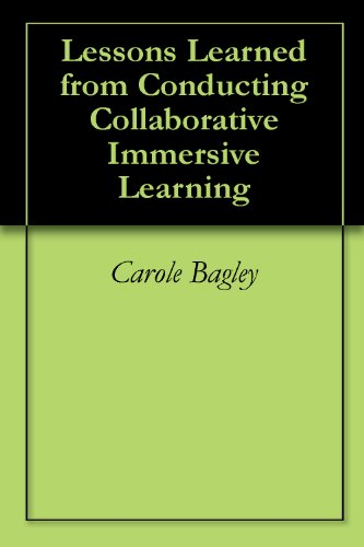 Lessons Learned from Conducting Collaborative Immersive Learning